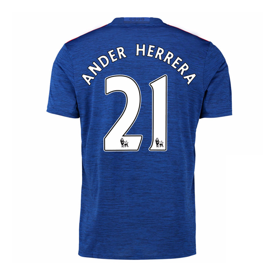 2016-17 Manchester United Away Shirt (Herrera 21) - Kids