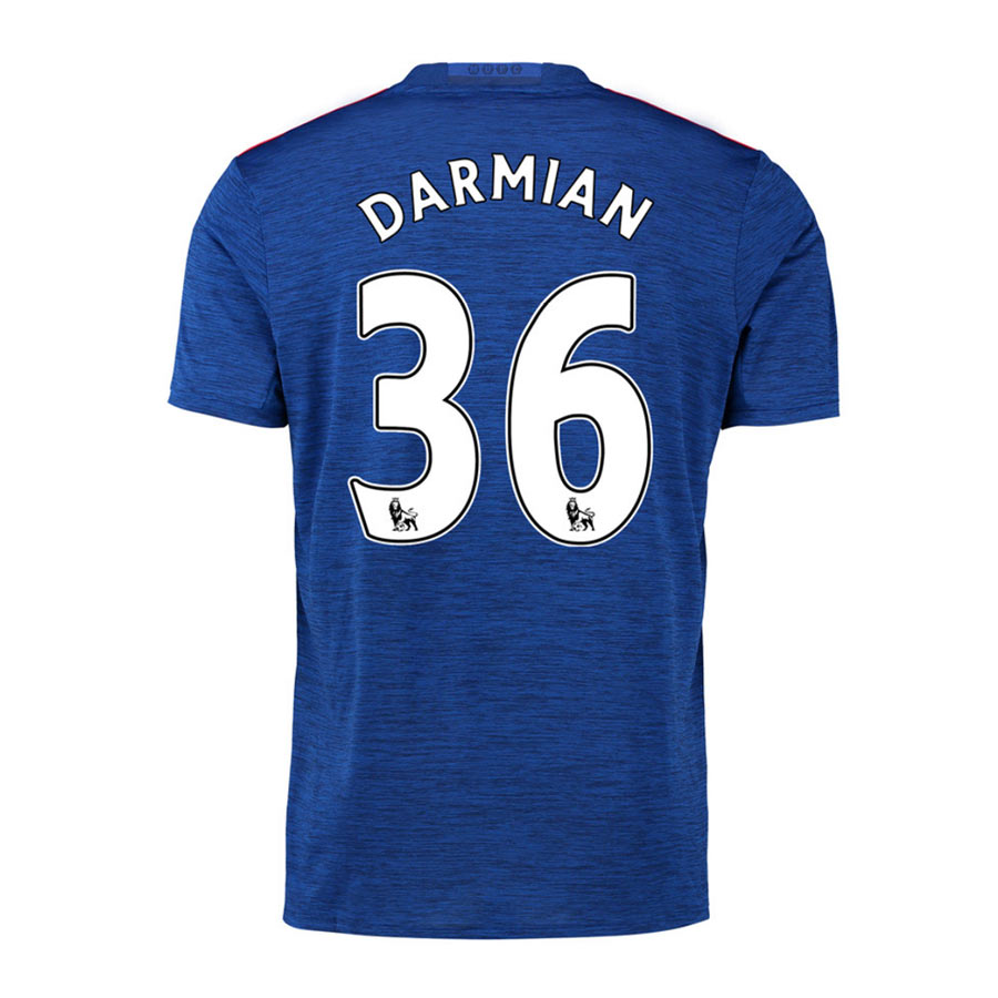 2016-17 Manchester United Away Shirt (Darmian 36) - Kids