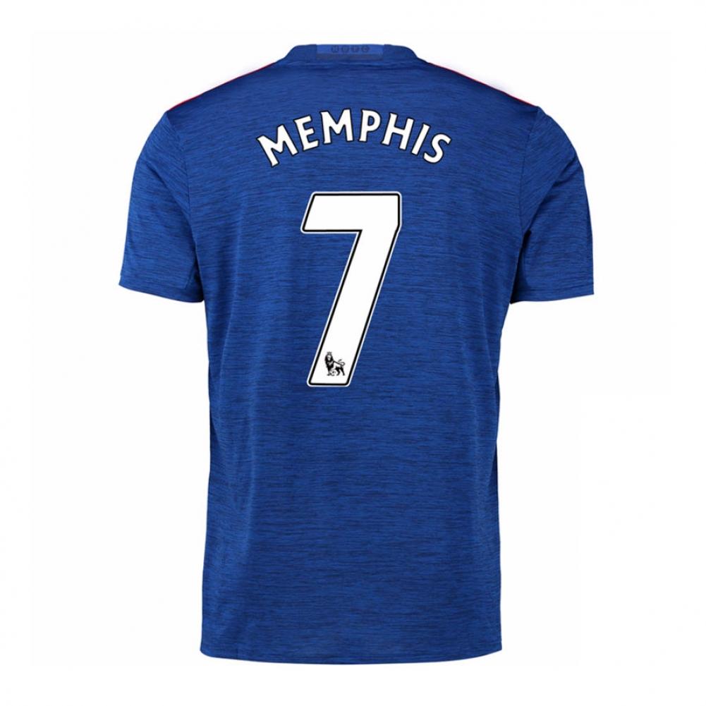 2016-17 Manchester United Away Shirt (Depay 7)