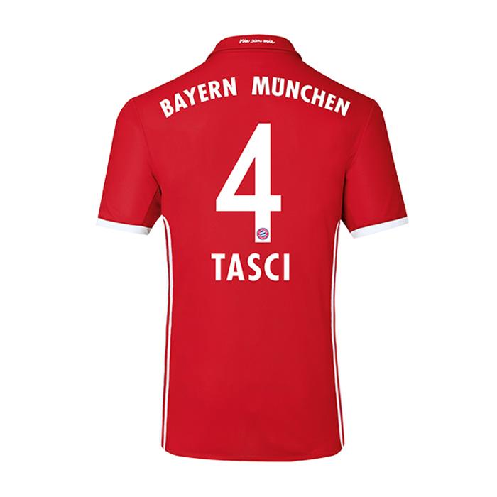 2016-17 Bayern Home Shirt (Tasci 4) - Kids