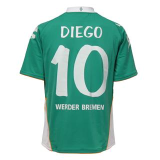 07-08 Werder Bremen home (Diego 10)