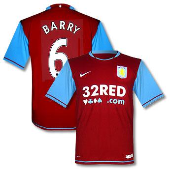 07-08 Aston Villa home (Barry 6)