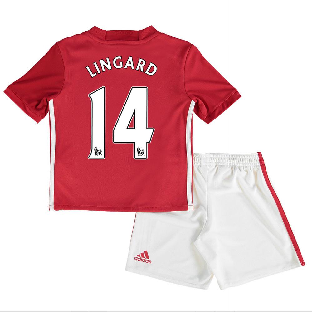 2016-17 Man United Home Mini Kit (Lingard 14)