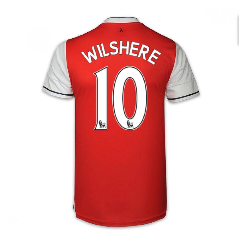 2016-17 Arsenal Home Shirt (Wilshere 10) - Kids