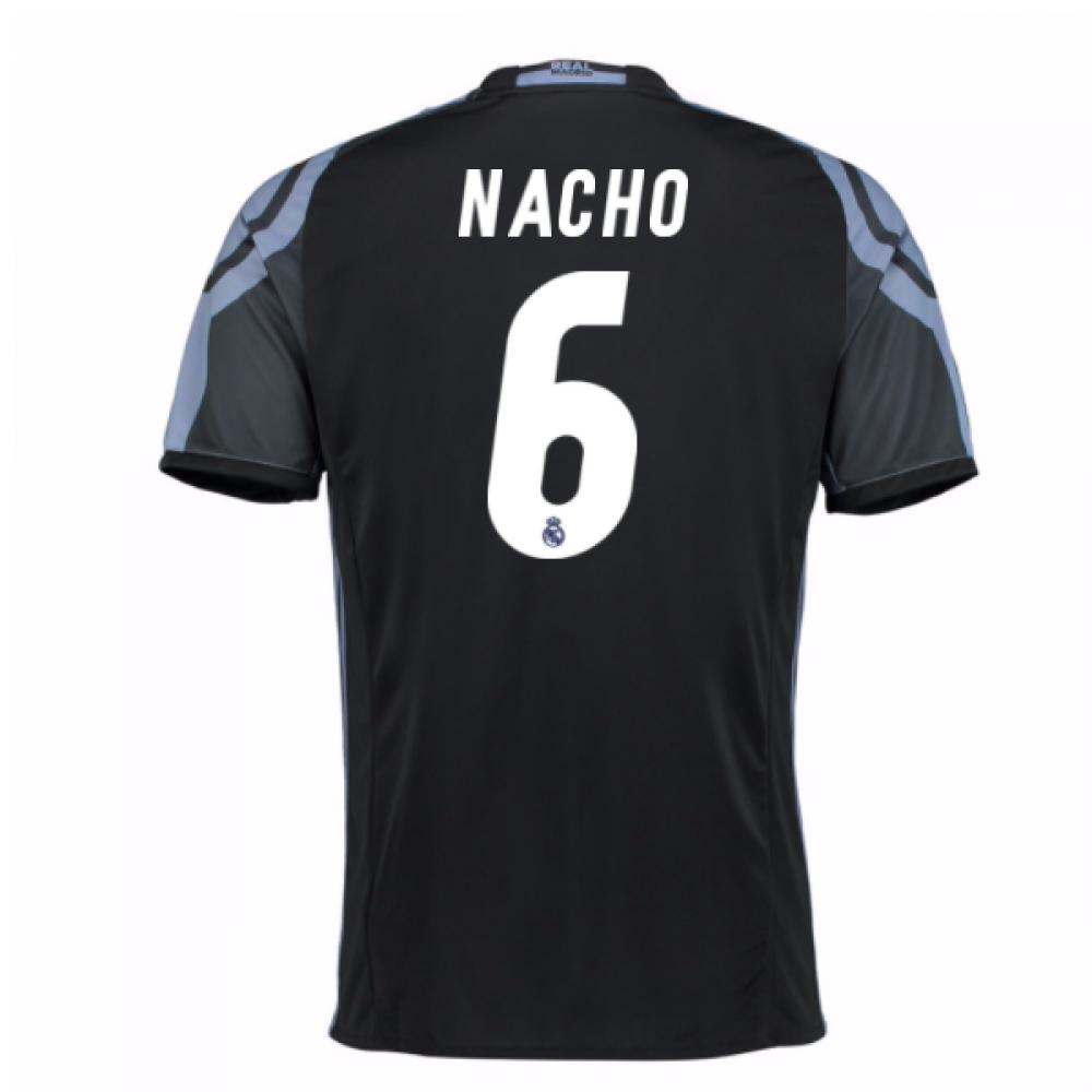 2016-17 Real Madrid 3rd Shirt (Nacho 6) - Kids