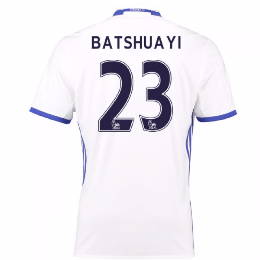 2016-17 Chelsea 3rd Shirt (Batshuayi 23) - Kids