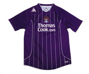 07-08 Man City away (with official Elano shirt printing)