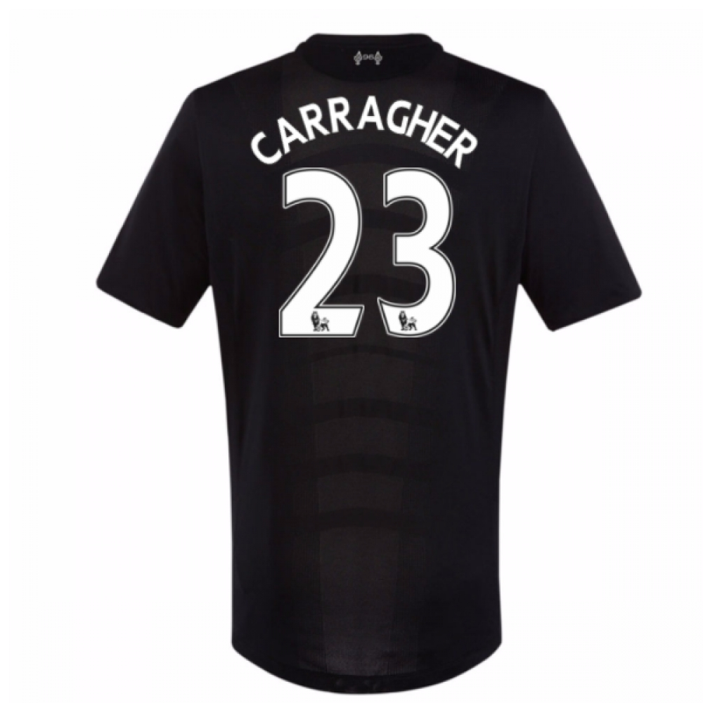 2016-17 Liverpool Away Shirt (Carragher 23) - Kids