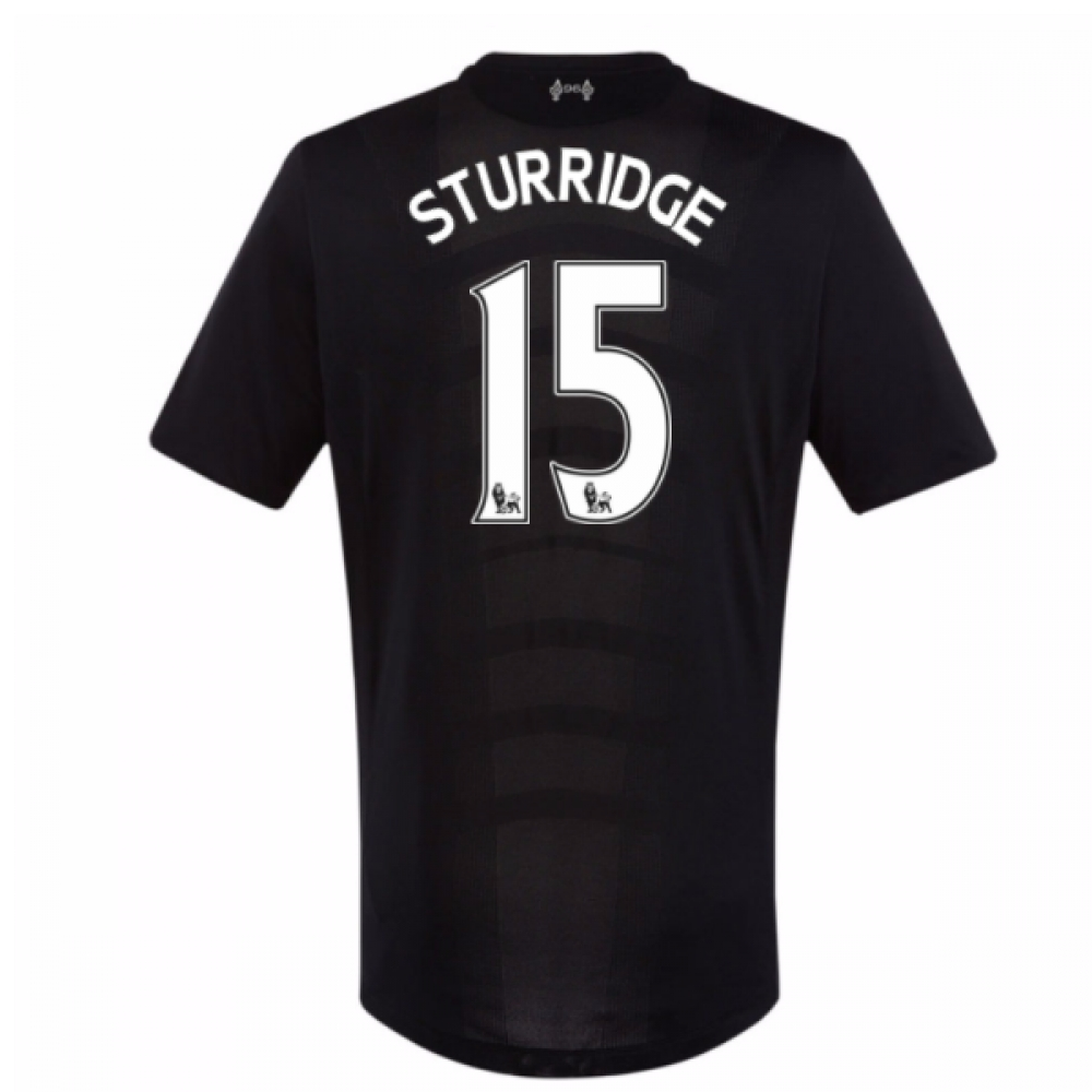2016-17 Liverpool Away Shirt (Sturridge 15) - Kids