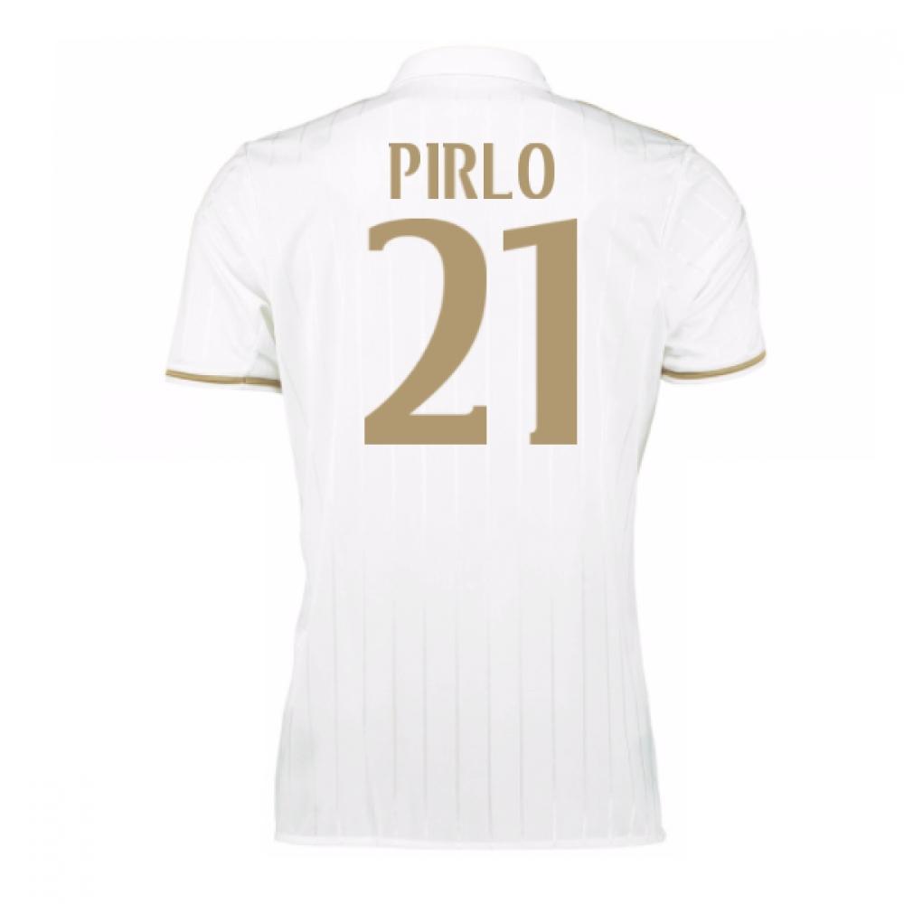 2016-17 AC Milan Away Shirt (Pirlo 21) - Kids