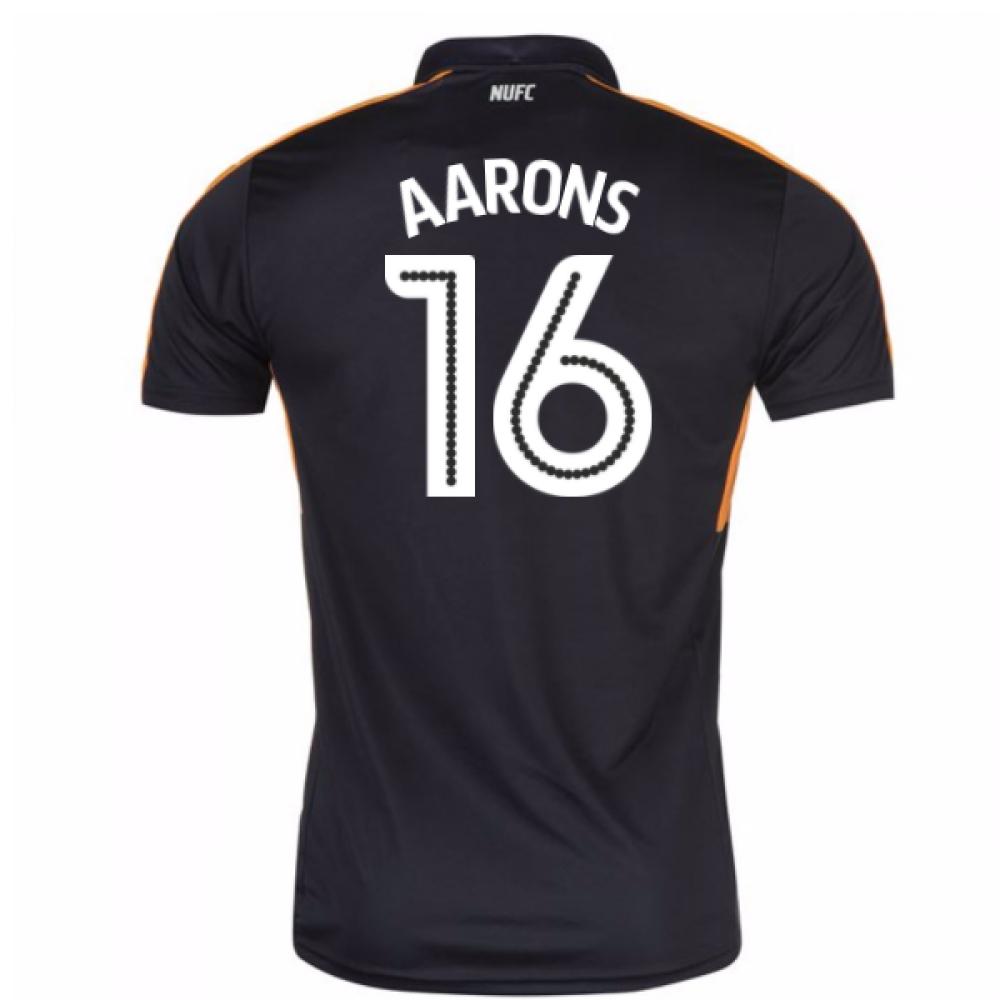 2016-17 Newcastle Away Shirt (Aarons 16) - Kids