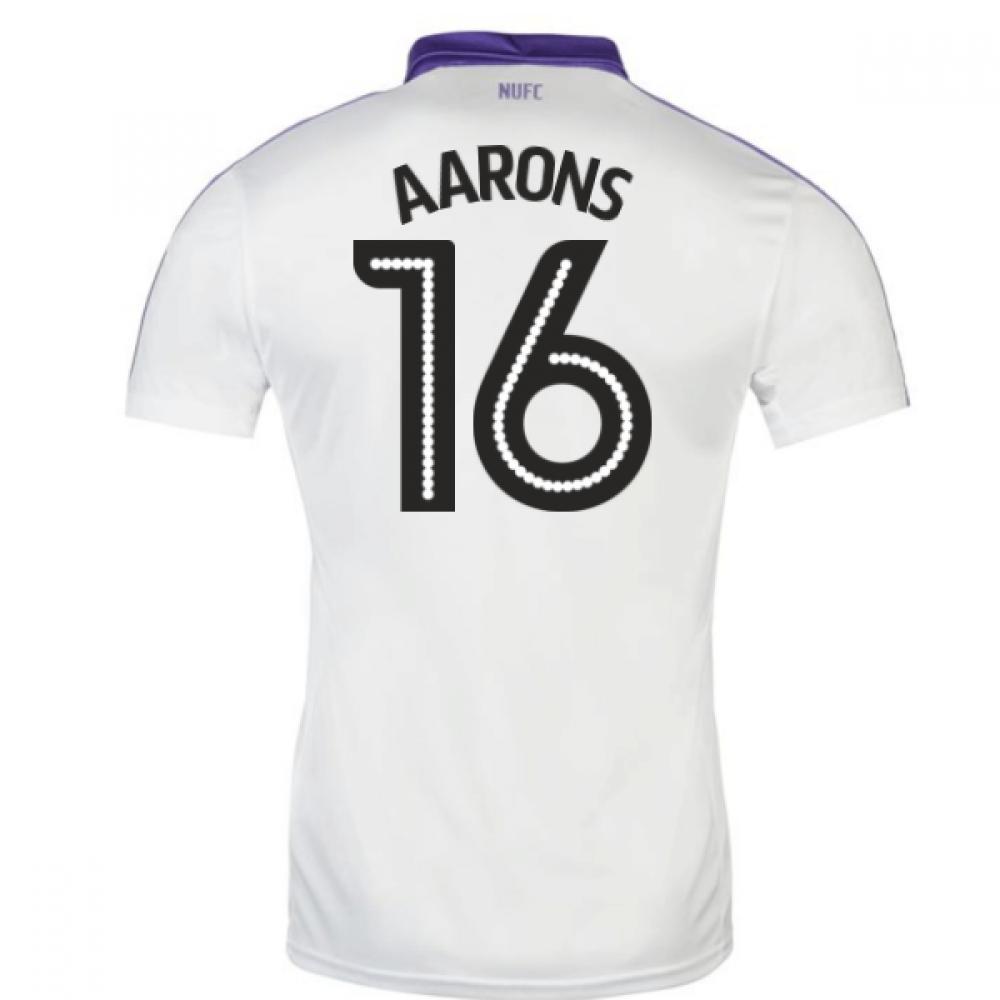 2016-17 Newcastle Third Shirt (Aarons 16) - Kids