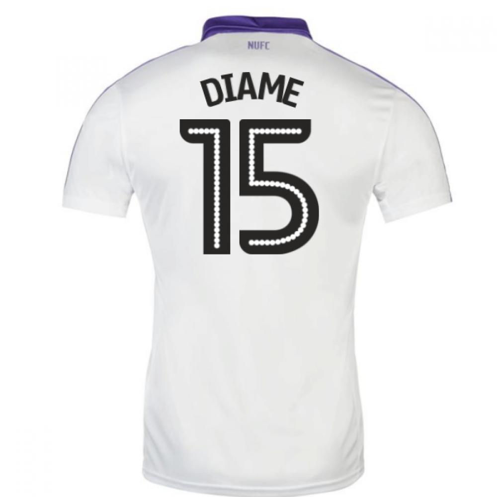 2016-17 Newcastle Third Shirt (Diame 15) - Kids