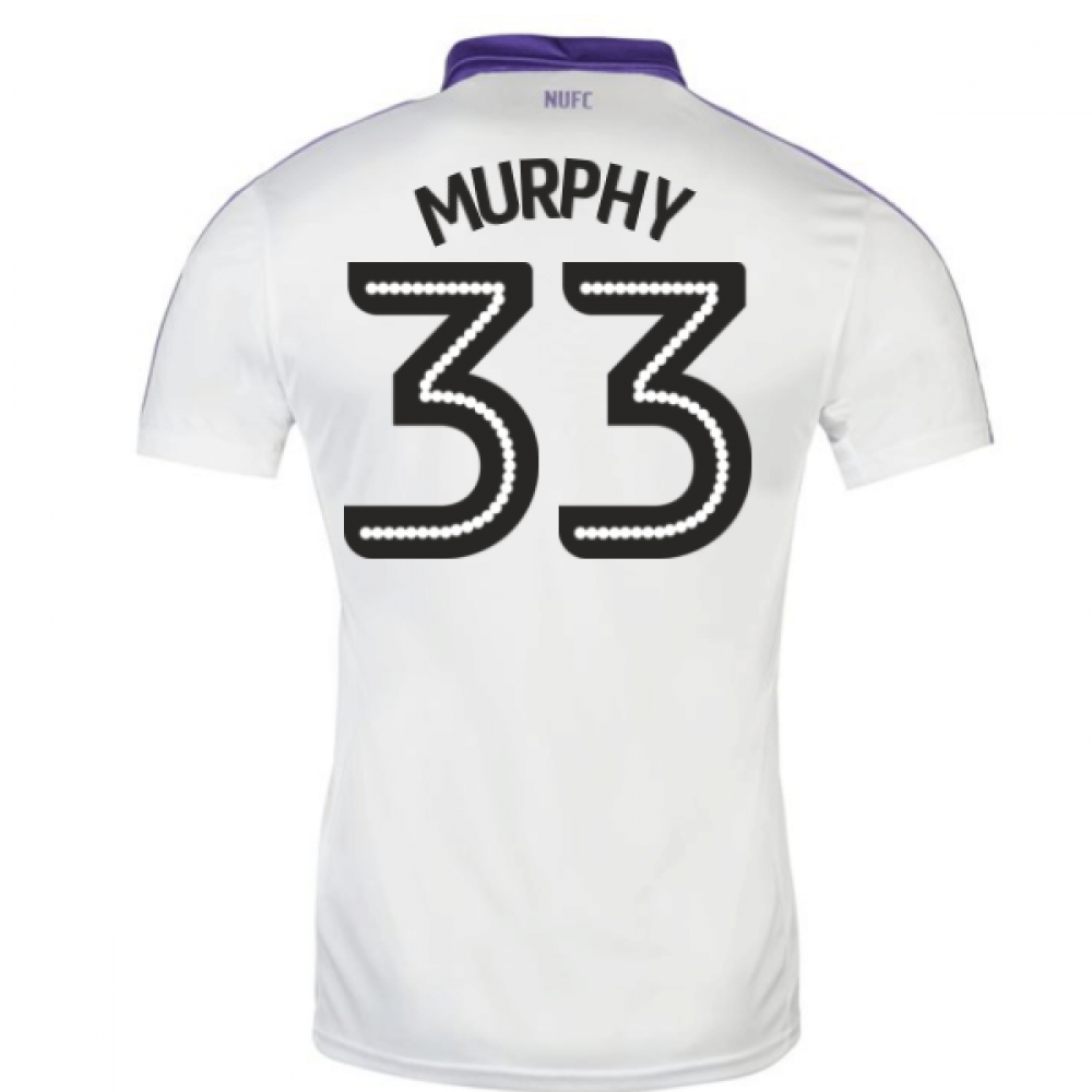 2016-17 Newcastle Third Shirt (Murphy 33) - Kids