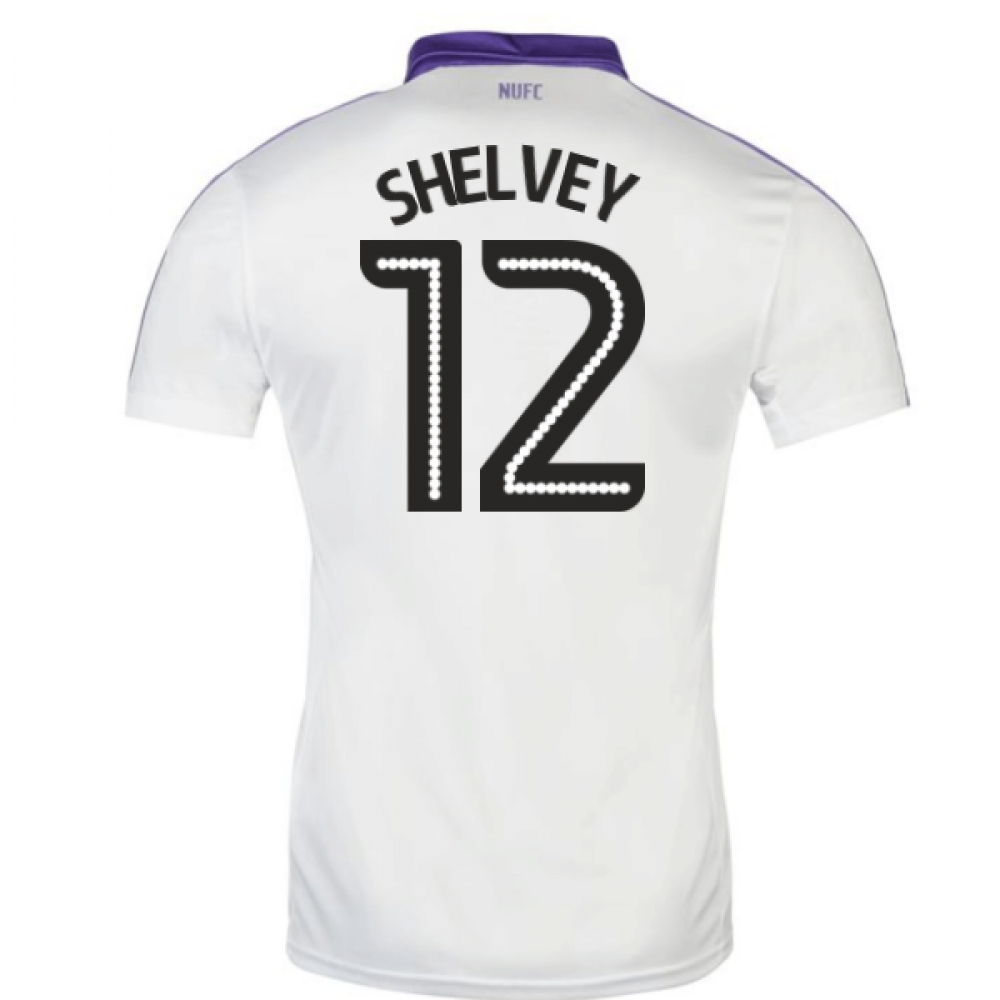 2016-17 Newcastle Third Shirt (Shelvey 12) - Kids