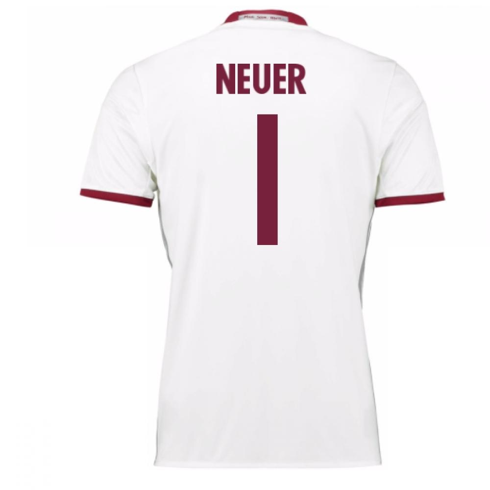 2016-17 Bayern Munich Third Shirt (Neuer 1) - Kids