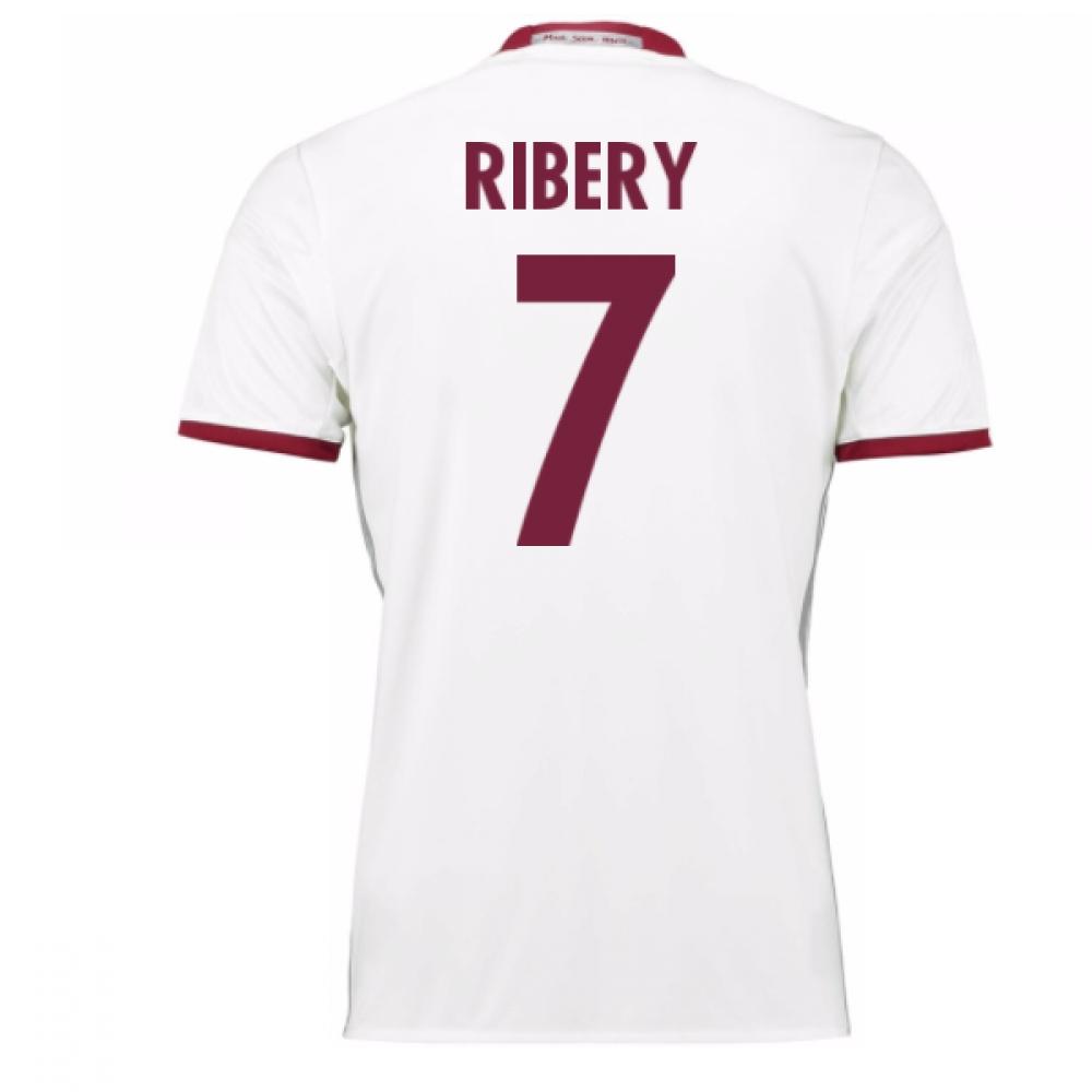 2016-17 Bayern Munich Third Shirt (Ribery 7) - Kids