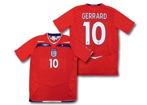 08-09 England away (Gerrard 10)