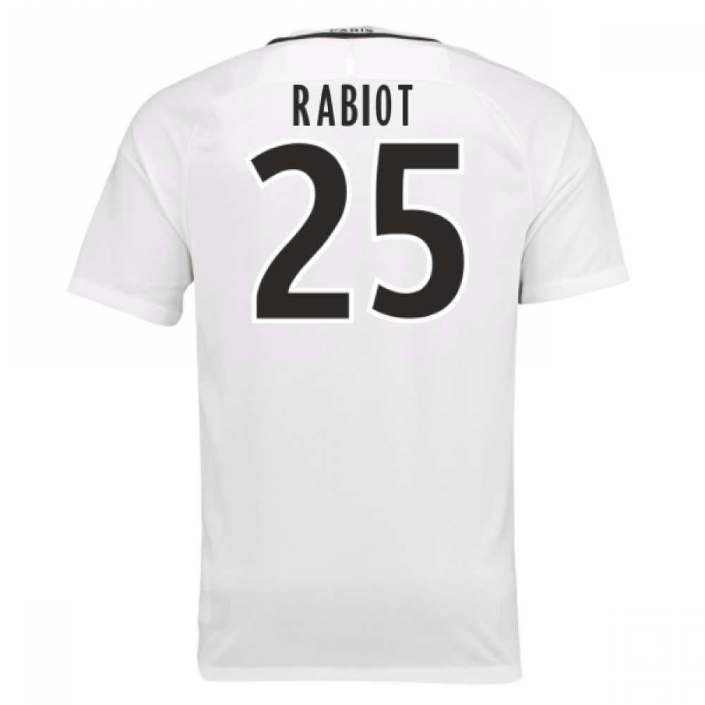 2016-17 PSG Third Shirt (Rabiot 25) - Kids
