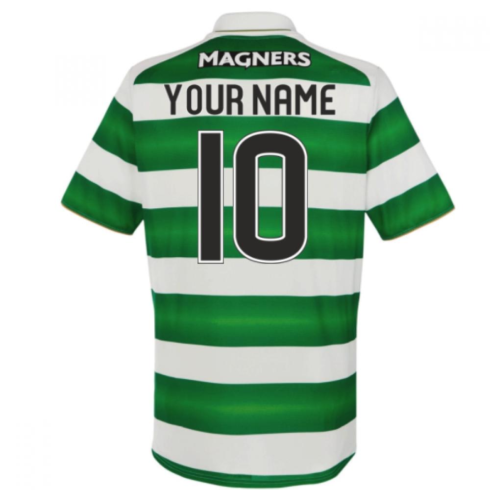 2016-17 Celtic Home Shirt (Your Name) -Kids