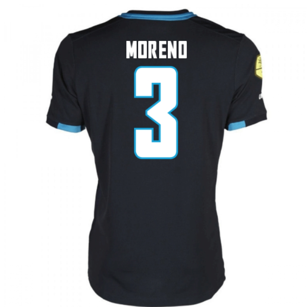 2016-17 Psv Eindhoven Away Shirt (Moreno 3) - Kids
