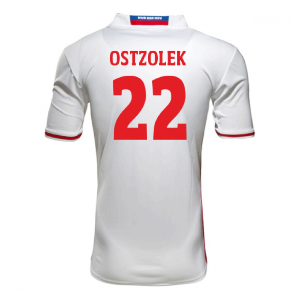 2016-17 Hamburg Sv Home Shirt (Ostzolek 22) - Kids