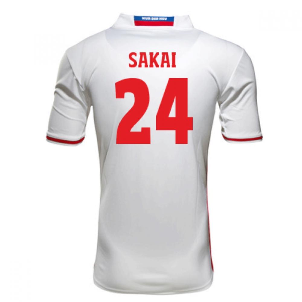 2016-17 Hamburg Sv Home Shirt (Sakai 24) - Kids