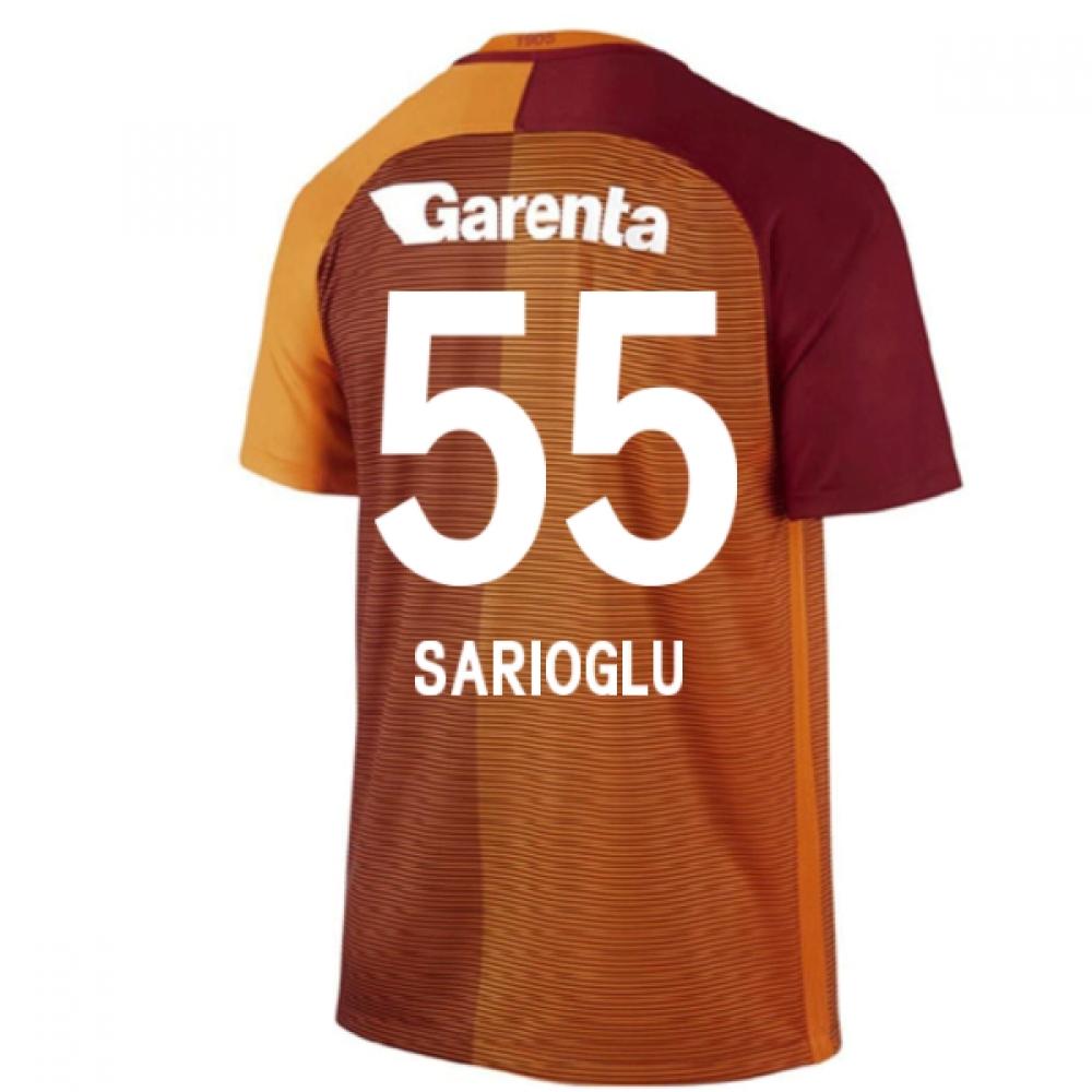 2016-17 Galatasaray Home Shirt (Sarioglu 55) - Kids