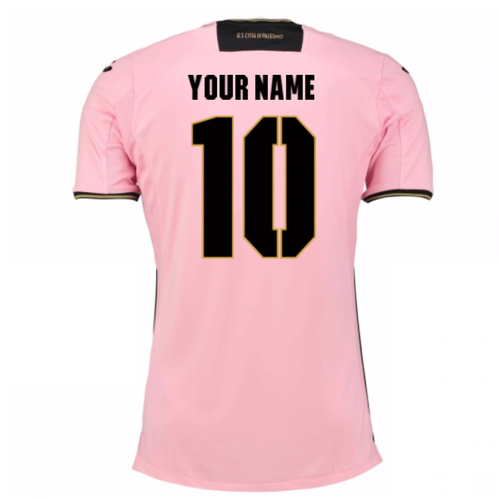 2016-17 Palermo Home Shirt (Your Name)