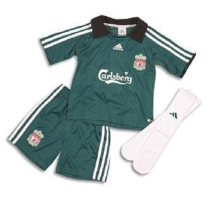 08-09 Liverpool 3rd Mini Kit