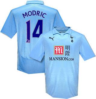 08-09 Tottenham away (Modric 14)