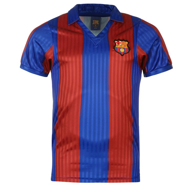 Score Draw Barcelona 1992 Home Shirt