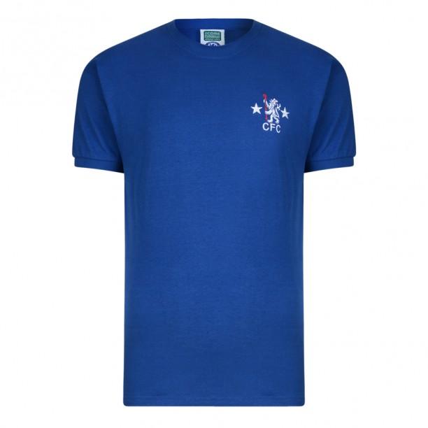 Score Draw Chelsea 1972 No9 Home Shirt