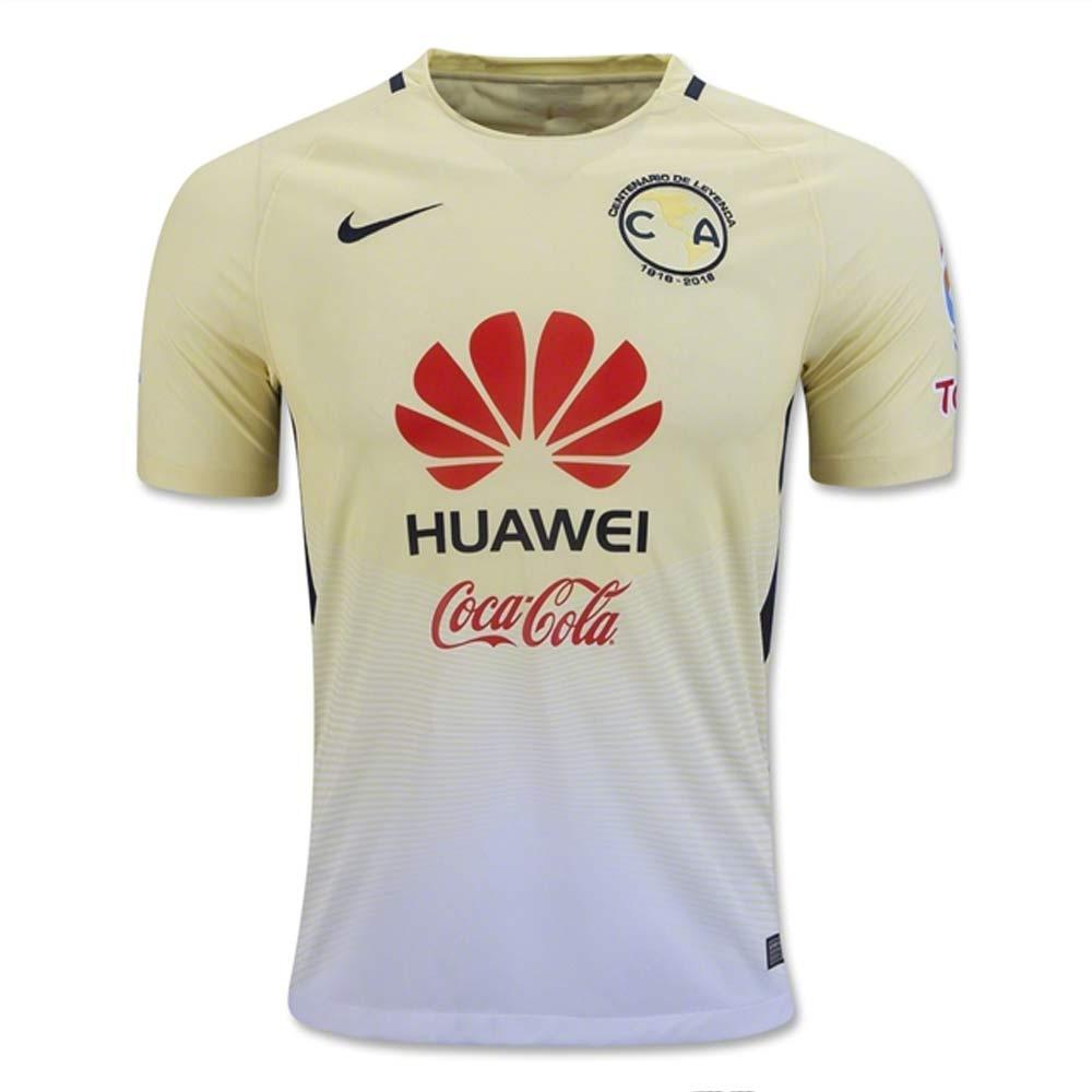 2016-2017 Club America Home Nike Football Shirt