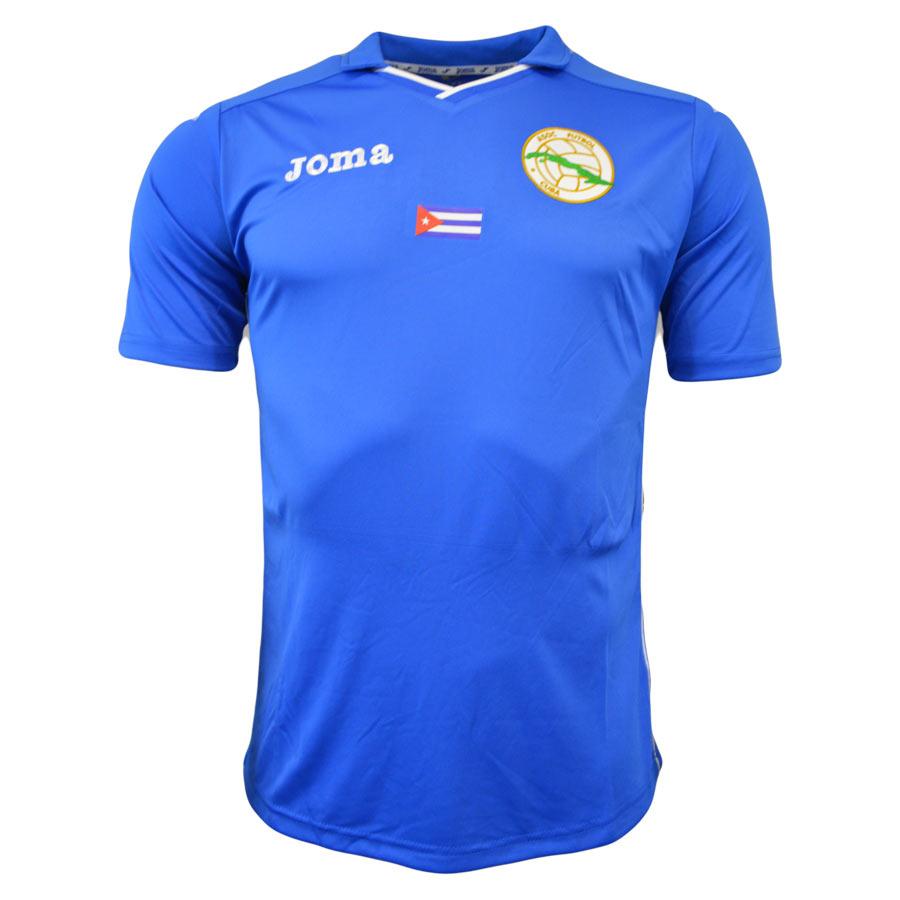 2015-16 Cuba Third Joma Football Shirt