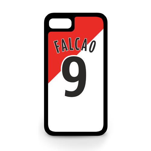 Monaco Falcao iPhone 4 Cover (Black)