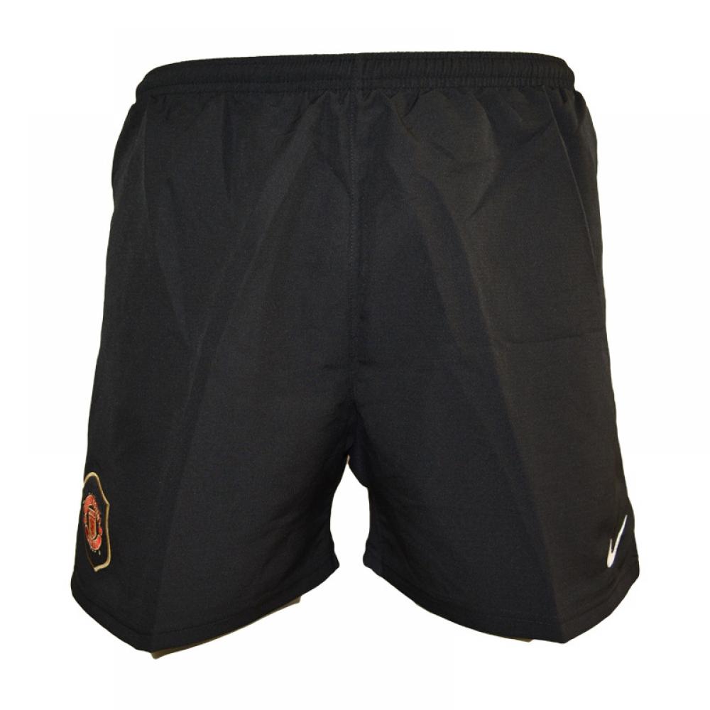 06-07 Man Utd away shorts - Kids