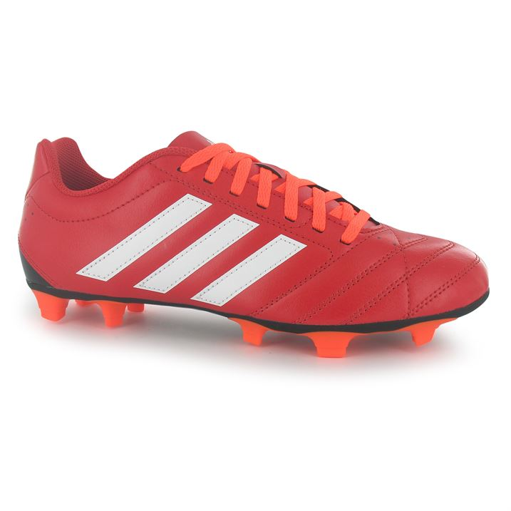 adidas Goletto FG Mens Football Boots (Vivid-Red)