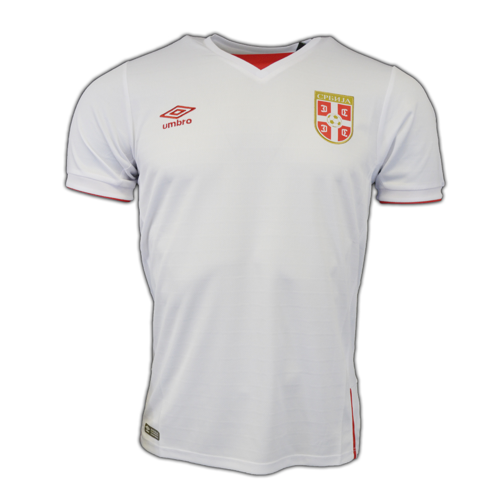 2016-2017 Serbia Away Umbro Football Shirt (Kids)