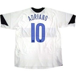 Inter Milan away (Adriano 10) 05/06