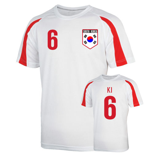 South Korea Sports Training Jersey (ki 7)