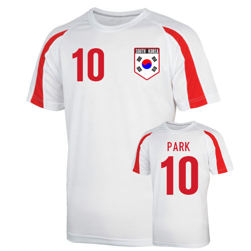 South Korea Sports Training Jersey (park 10)