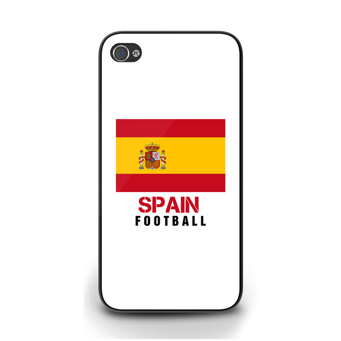 Spain World Cup Iphone 5 Cover