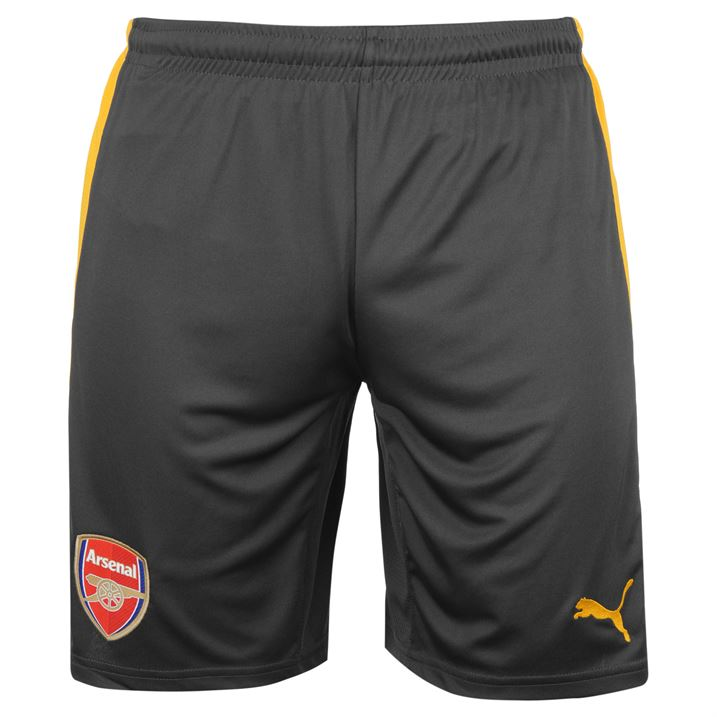 2016-2017 Arsenal Away Football Shorts (Kids)