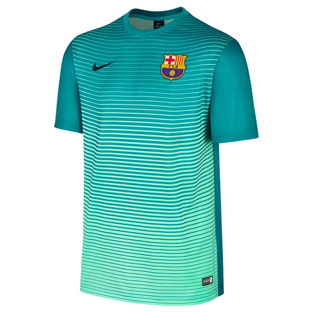2016-2017 Barcelona Third Nike Supporters Tee