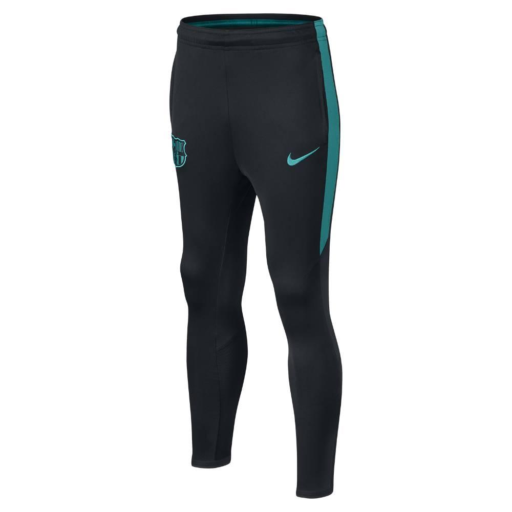 2016-2017 Barcelona Nike Training Pants (Black) - Kids