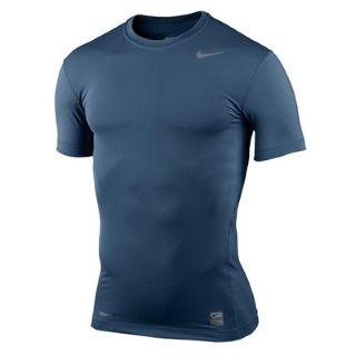 Nike Pro Core Baselayer Tee (navy)