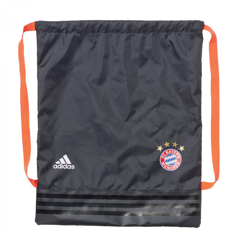 2016-2017 Bayern Munich Adidas Gym Bag (Solid Grey)