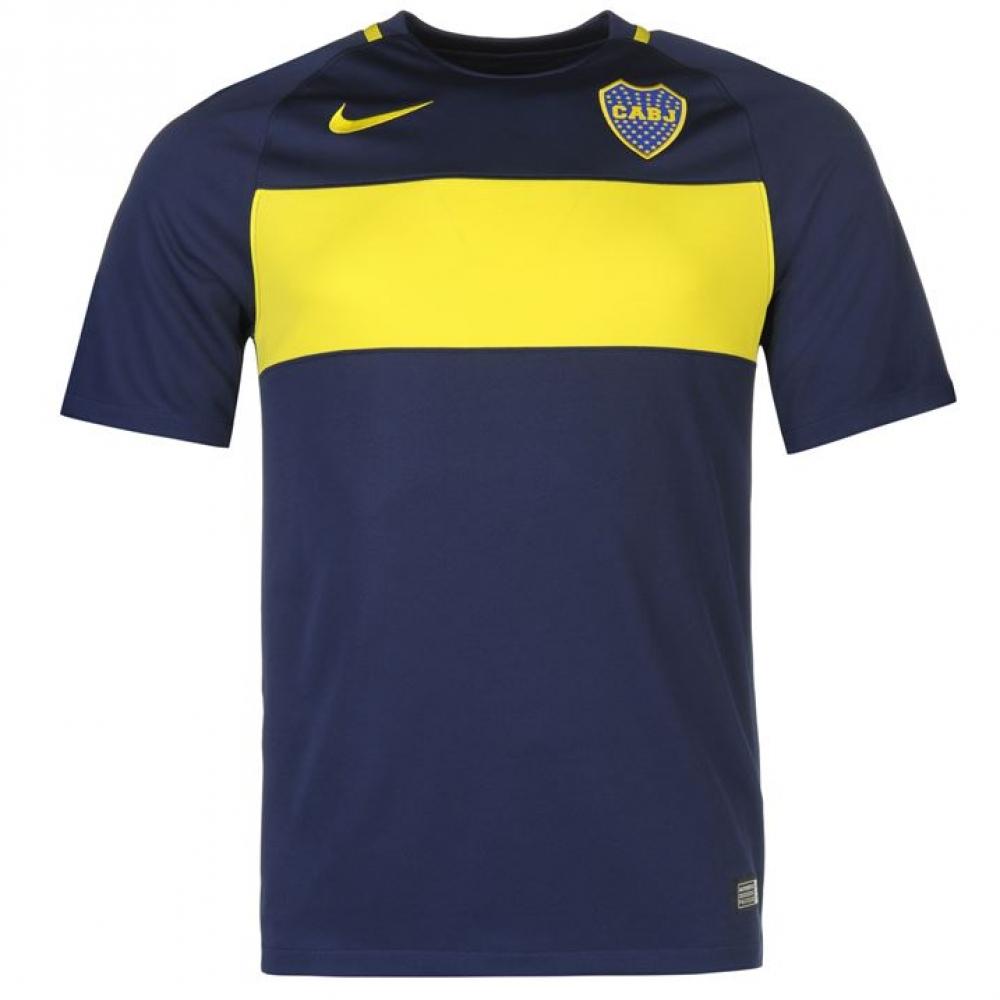 2016-2017 Boca Juniors Home Nike Football Shirt