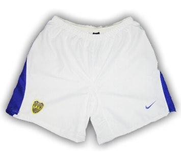 Boca Juniors Xentenario away shorts